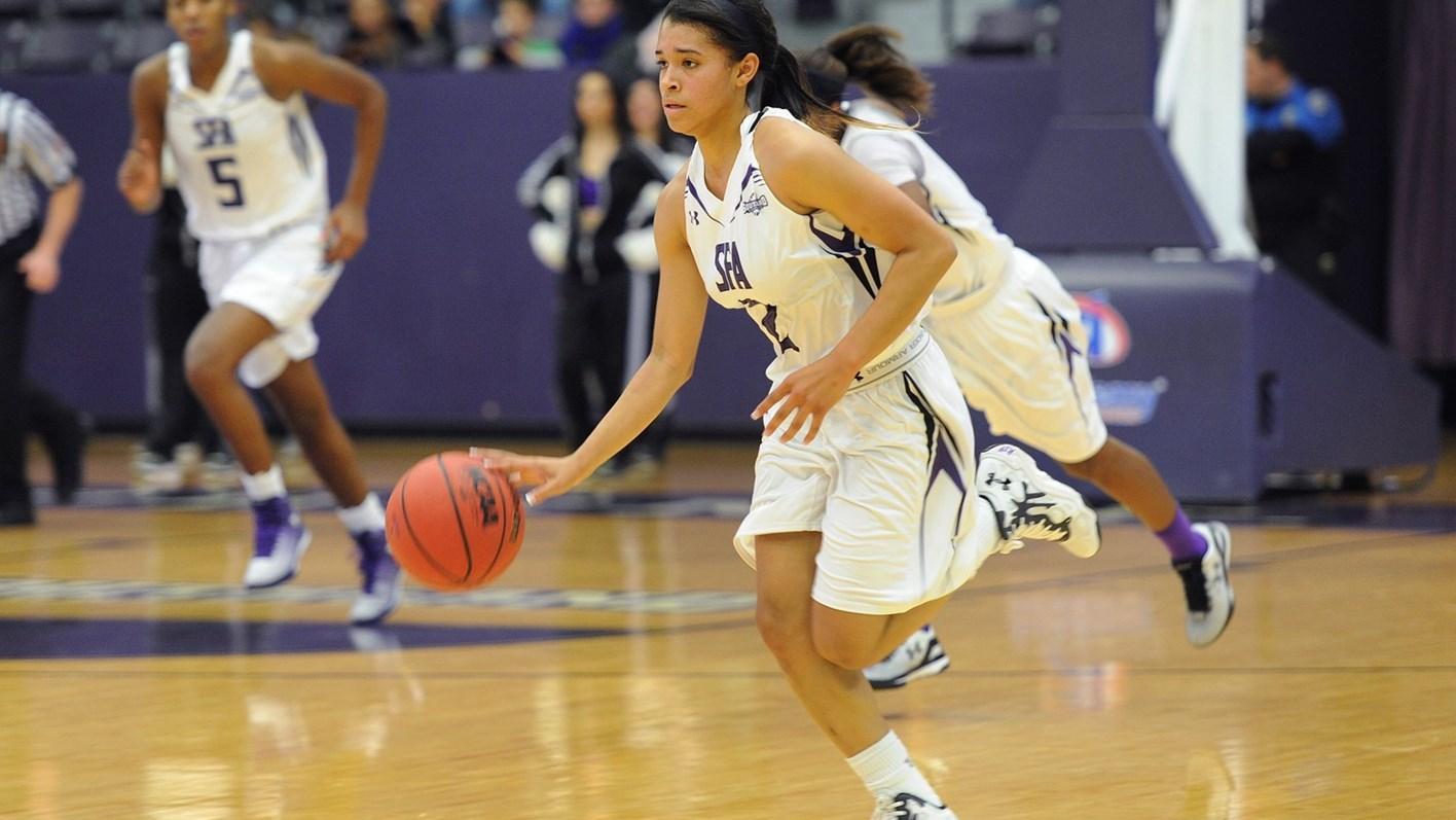 Women's Basketball: Dec  14 Scoreboard - Southland Conference