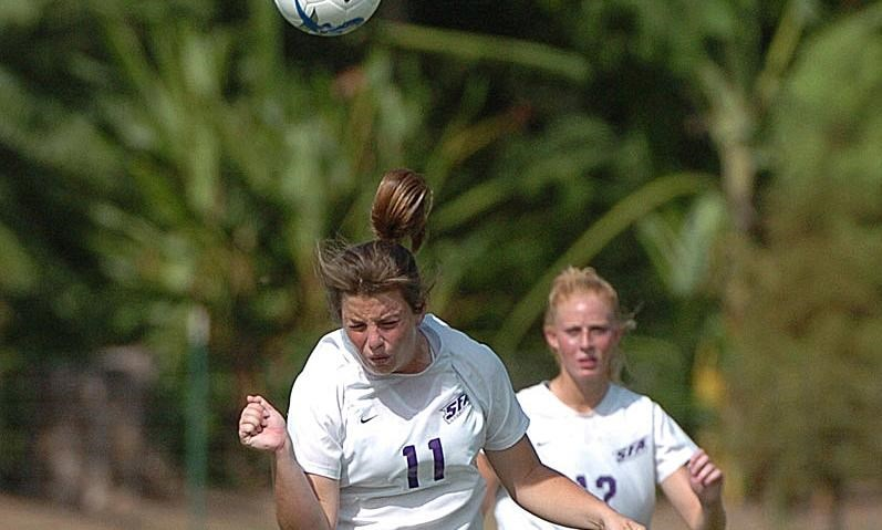 August 31 Women's Soccer Report - Southland Conference