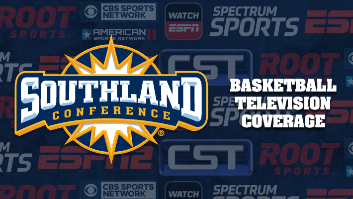 Southland Conference Announces 2016-17 Basketball TV