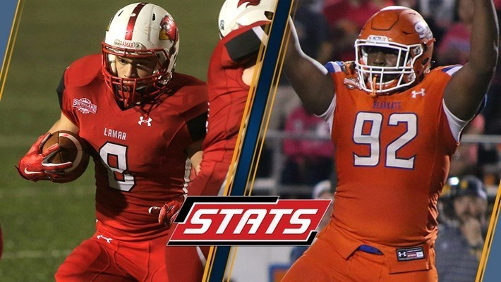 Seven Southland Players Named STATS Preseason All-America