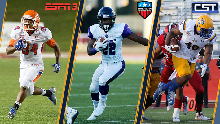 ESPN3, ASN and CST Feature Southland Football Saturday