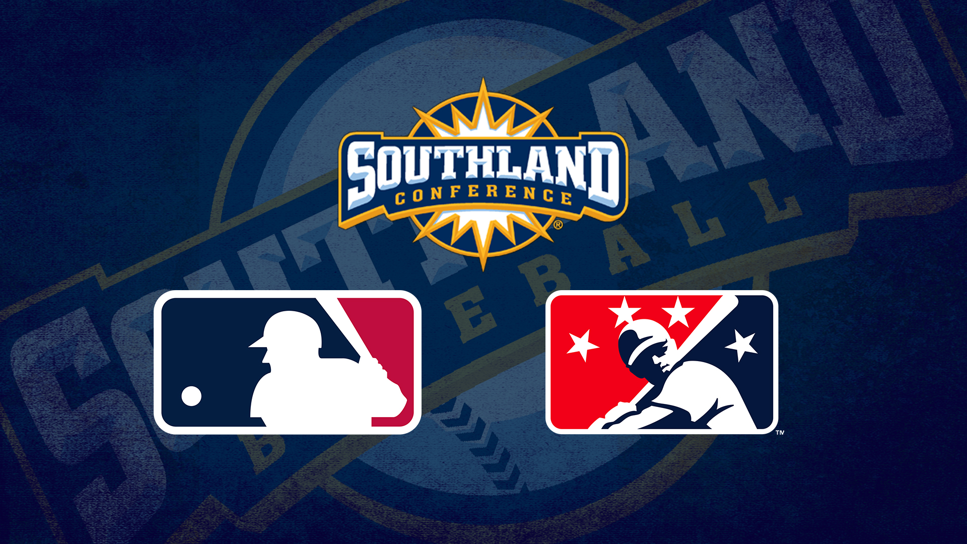 Southland Conference products in pro baseball